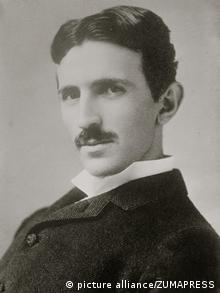Nikola Tesla Erfinder Physiker