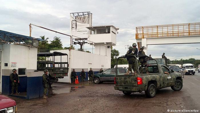 Meksička policija u akciji ove godine