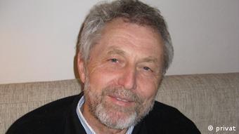 Porträt des LiteraturwissenschaftlersErnst Kretschmer; (Foto: Ernst Kretschmer)