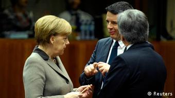 «Δεν αντιμετωπίζω τη Γερμανία ως αντίπαλο, αλλά ως πρότυπο», λέει ο Ματέο Ρέντσι