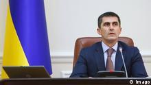 Bildergalerie Ukraine Übergangsregierung Vitali Jarema