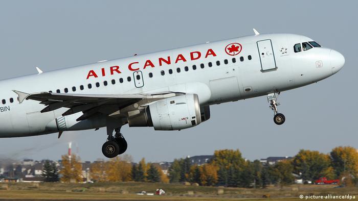 Fluglinie Air Canada