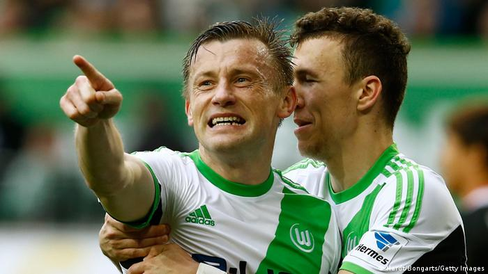 Olic points Wolfsburg in direction of Champions League.