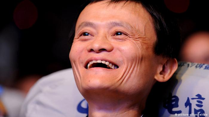Jack Ma (Ma Yun) (Photo: Liang Zhen/Imaginechina)