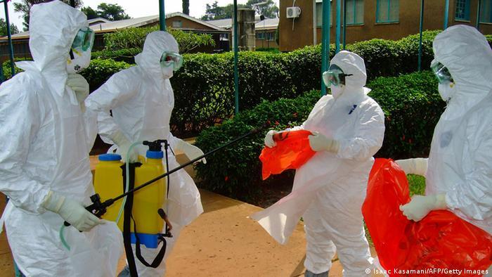 África Ocidental em alerta máximo; ebola já matou 670 pessoas