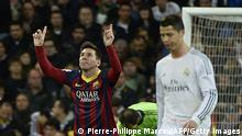 Classico Ronaldo Messi Real Madrid vs Barcelona