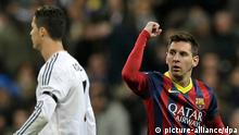 Classico Messi Real Madrid vs Barcelona