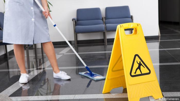 El 90 por ciento del trabajo doméstico lo realizan las mujeres.