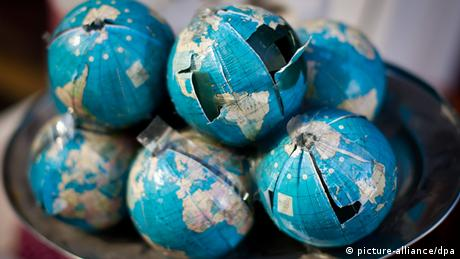 Symbolbild Globalisierung