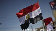 Flagge Ägypten (Getty Images/AFP/Gianluigi Guercia)