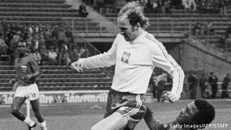 Galerie Fußball-WM-Torschützenkönige Grzegorz Lato