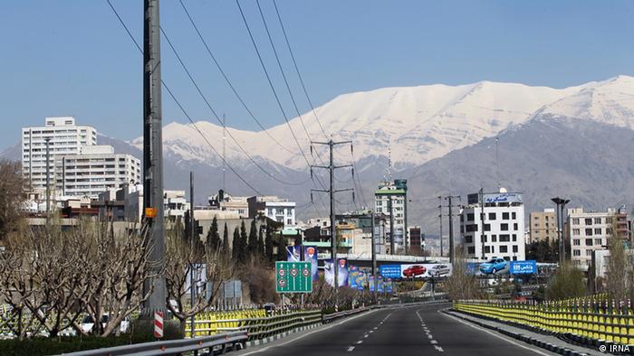 Bildergalerie Iran Teheran