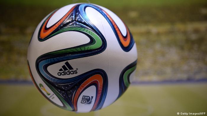 Službena lopta SP u Brazilu