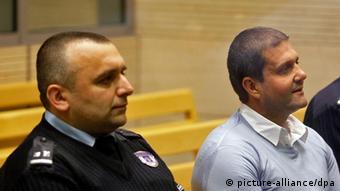 Serbien Drogenbaron Darko Saric in Belgrad Prozeß