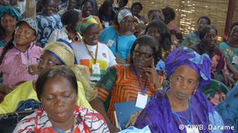 Frauen wollen mehr bestimmen in Guinea-Bissau