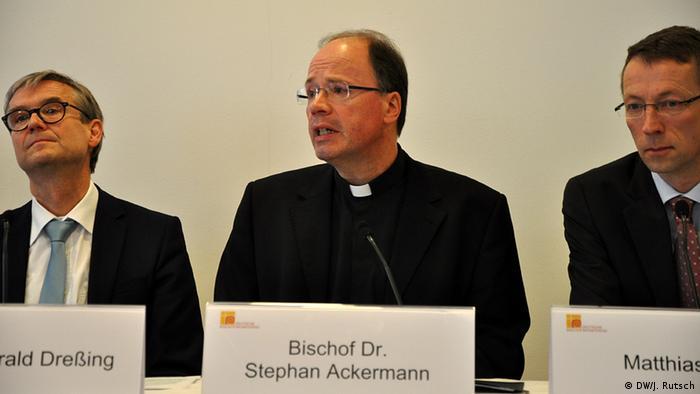 Deutschland Pressekonferenz der Deutschen Bischofskonferenz