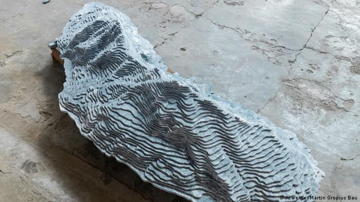 Ai Weiwei's work of art Diaoyu Islands, Copyright: Ai Weiwei - Martin Gropius Bau
