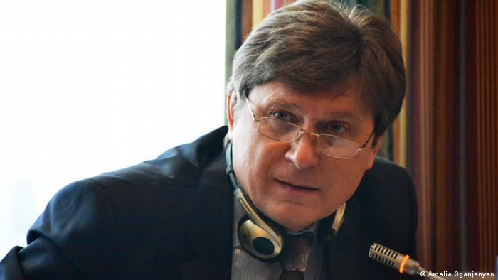Володимир Фесенко припускає, що Яценюка відправлять у відставку