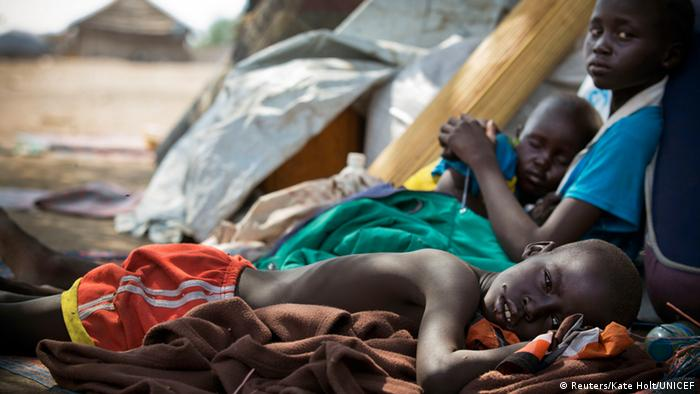 More than 3 million people at risk of starvation according to the UN
