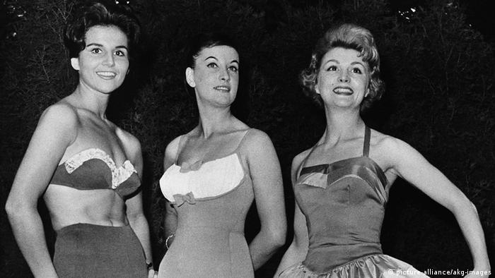 История женского белья в 20 веке интернет магазин женского белья балалум