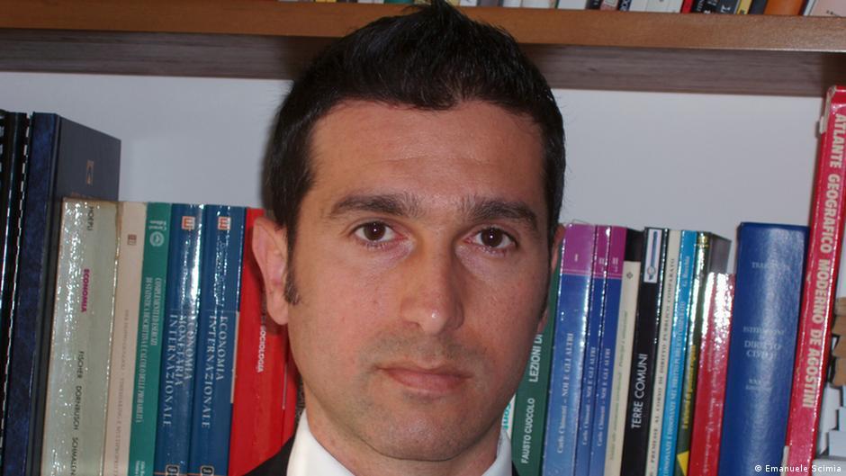 Korrespondent Emanuele Scimia