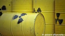Symbolbild Atommüll