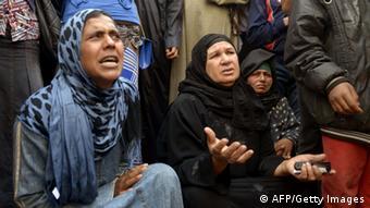 Proteste Massenprozess gegen Muslimbrüder in Ägypten Minia