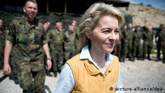 Türkei - Bundesverteidigungsministerin Ursula von der Leyen