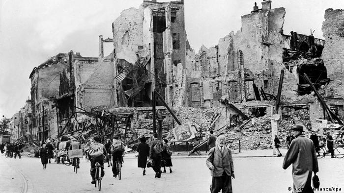 2. Weltkrieg - Berlin