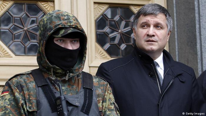 Арсен Аваков занимал пост главы МВД с 2014 года (фото из архива)