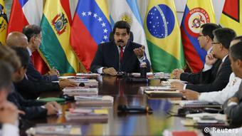 Nicolas Maduro / Venezuela / UNASUR