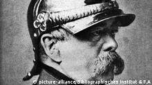 Im Krieg der Propaganda Otto von Bismarck