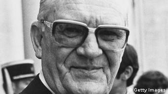 Ernesto Geisel  (Photo: Keystone/Hulton Archive/Getty Images)