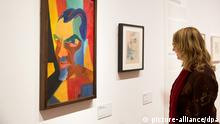 Ausstellung Hans Richter - Begegnungen in berlin