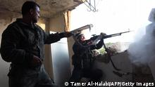 Syrien Kämpfer