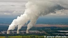 Vattenfall lignite-fired plant in Lusatia, Germany