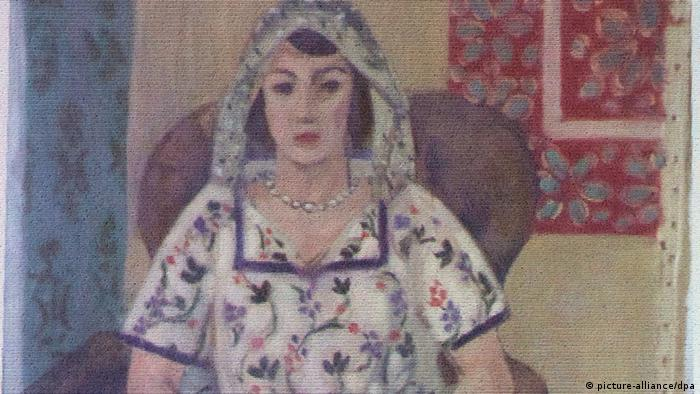 A Henri Matisse painting from the collection dpa