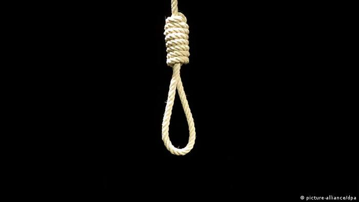 Noose for a hanging