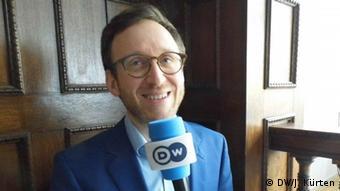 Schriftsteller Thomas Meyer (Foto: Jochen Kürten)