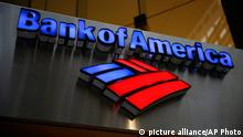 Bank of America logo (picture alliance/AP Photo)