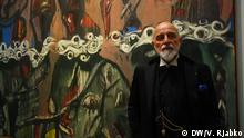 Ausstellung von Markus Lüpertz in St. Petersburg