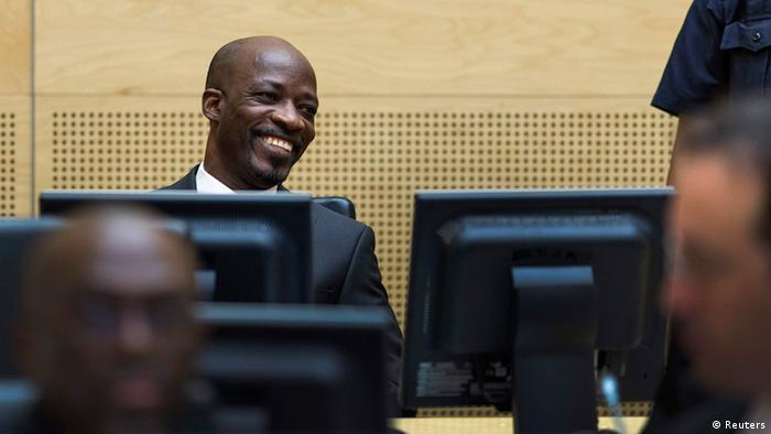 Charles Ble Goude Prozess ICC Den Haag 27.03.2014