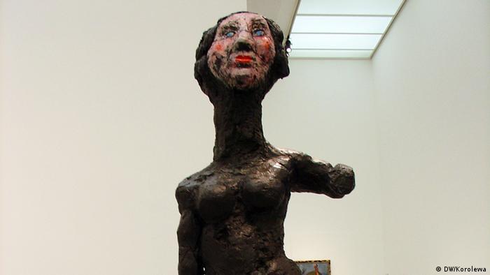 Одна из скульптур Люперца