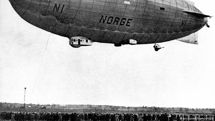 Воздушный корабль Norge