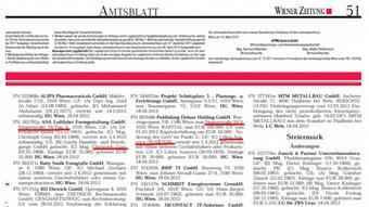 Оформлення власності: Кристоф Ґерґ та невістка екс-прем´єра Лілія Азарова зареєстрували активи в один день, за однією адресою