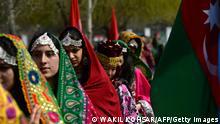 Afghanistan Kabul Neujahrsfest