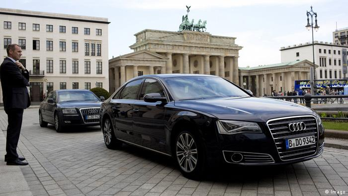 German government cars