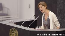 Samantha Power Rede