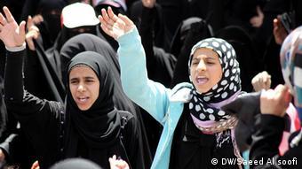 رغم مشاركة المرأة الكبيرة في ثورة 2011، إلا أنها مازالت تعاني من التهميش السياسي والاجتماعي في اليمن