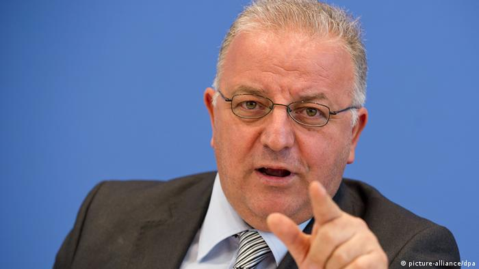 der Bundesvorsitzende der Türkischen Gemeinde in Deutschland, Kenan Kolat (Foto: picture-alliance/dpa)